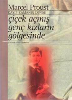 Marcel Proust - Kayıp Zamanın İzinde #2 - Çiçek Açmış Genç Kızların Gölgesinde