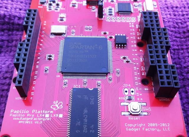 Papilio Pro Depression Terms Fpga Opened Upwardly Origin Board Arduino Compatible!