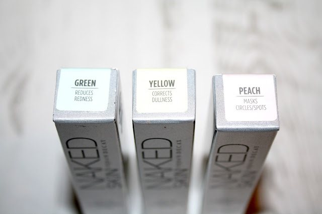 Urban Decay Naked Skin Colour Correcting Fluid