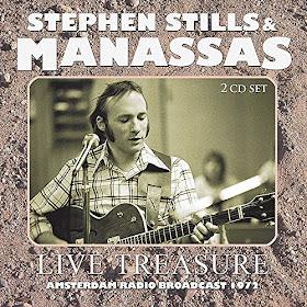 Stephen Stills & Manassas' Live Treasure