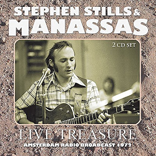 Stephen Stills & Manassas' Live Treasure