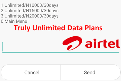 The Secret About The New Airtel Unlimited Data Plans That You Need To Know