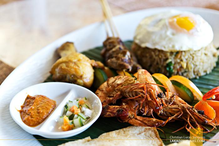 Seres Springs Resort Ubud Bali Nasi Goreng