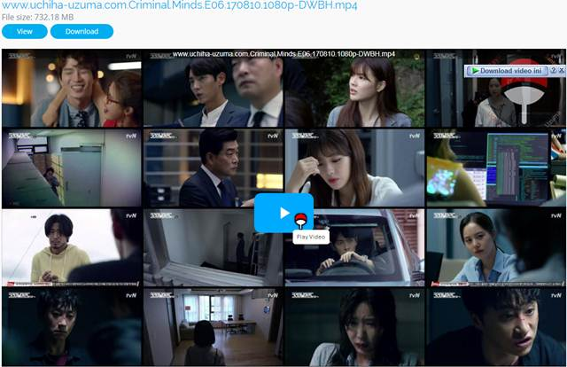 Screenshots Download Film Drama Korea Gratis Criminal Minds aka Keurimineol Maindeu aka 크리미널 마인드 (2017) Episode 06 1080p 720p 480p 360p Subtitle English Indonesia MKV MP4 Uptobox Userscloud Openload Upfile.Mobi