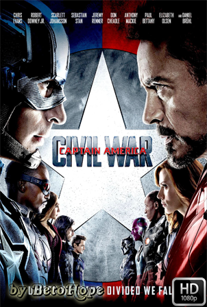 Capitan America: Civil War [1080p] [Latino-Ingles] [MEGA]