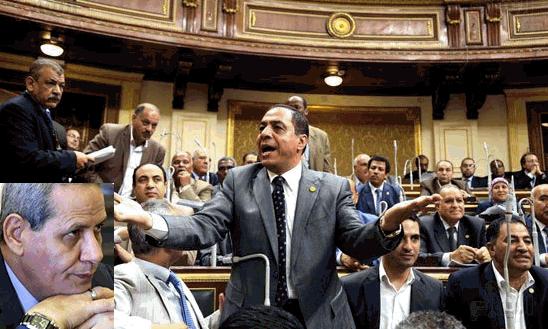 """مجلس النواب يطالب وزير التعليم بعد تسريب الامتحانات """" لازم تقدم استقالتك وتريحنا """""""