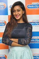 Shravya in skirt and tight top at Vana Villu Movie First Song launch at radio city 91.1 FM ~  Exclusive 13.JPG