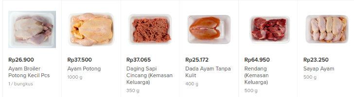 daging-segar-hasil-laut-ikan