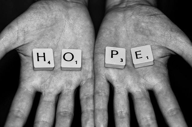 What is the relationship between waiting and hope?  Thoughts at DTTB.