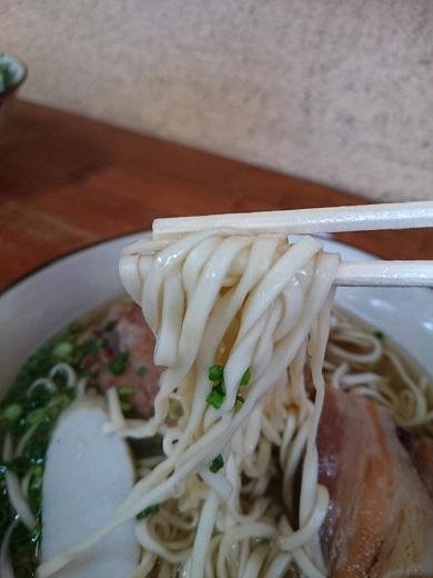 ミックス(大盛り)の麺の写真