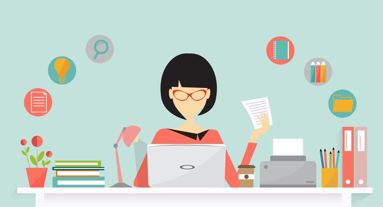 Hasil gambar untuk Cara Berbisnis Online Tanpa Modal Dari Dunia Kepenulisan