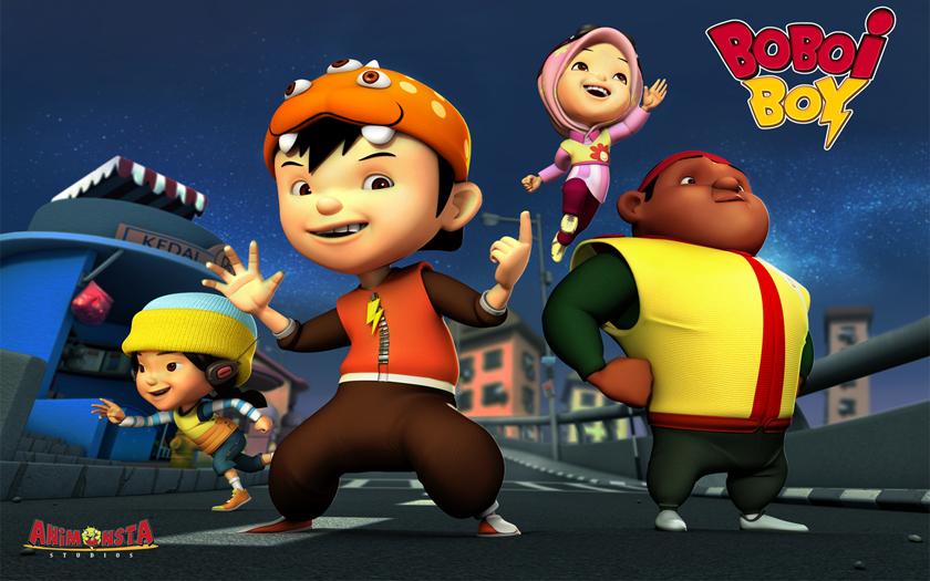 BoBoiBoy (Season 1) Hindi Episodes Download 1080p WEB-DL