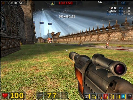 Serious Sam HD- The Second Encounter - 1DVD ?