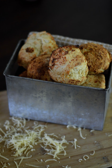 biscuit recipe with cheese