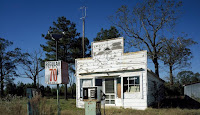 An abandoned gas station in rural North Carolina, US. (Photo Credit: Getty Images) Click to Enlarge.
