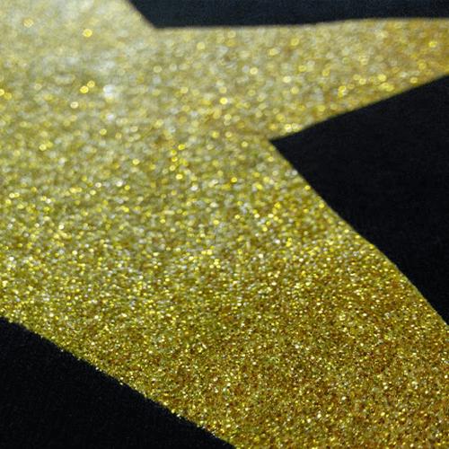 Sablon Glitter