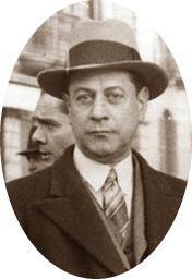 Capablanca en Barcelona en 1935