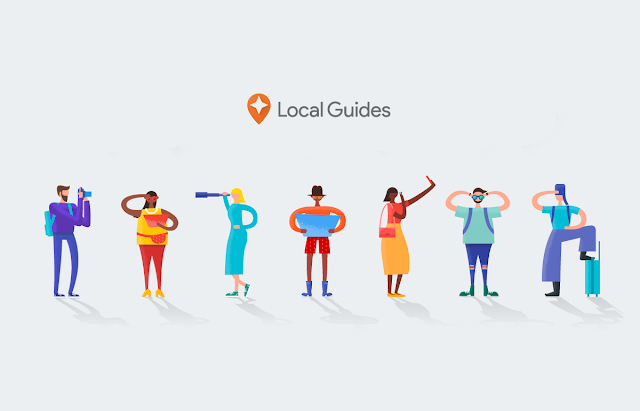 Local Guide Google