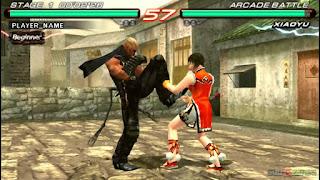 pasti akan membuat seorang gamer langsung meng Tekken 6 iso