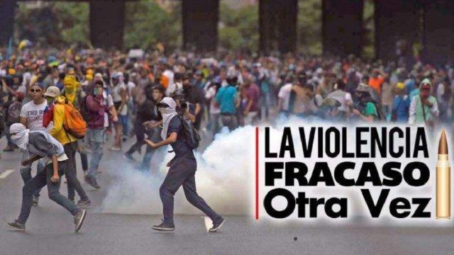 La mentirosa narrativa del régimen de Maduro sobre las protestas populares (documento)