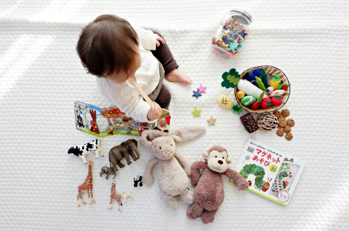 Focus On A Happy Childhood