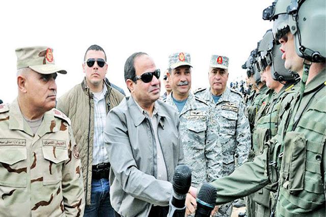 عاجل| مصر تُشكّل لجنة رسمية لدراسة الضربة العسكرية ضد هذه الدولة