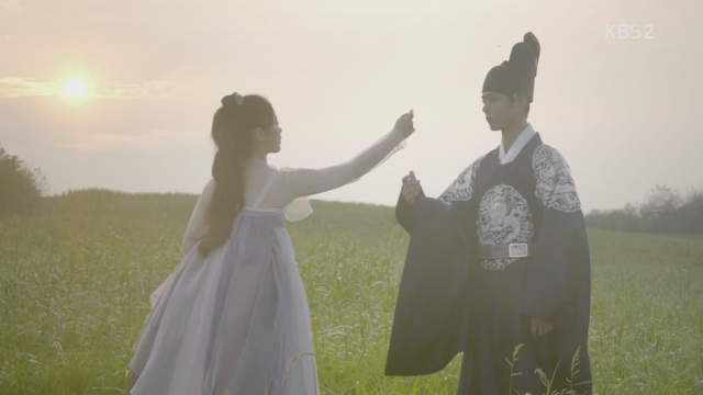 Park Bo Gum and Kim Yoo Jun ep 4 Moonglight Drawn By the Clouds