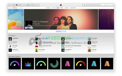 iTunes 12.4.2 Untuk Windows Download Gratis