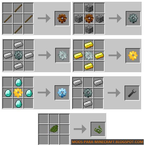 как делать в майнкрафте ресурсы в 1.7.9 фотки #8