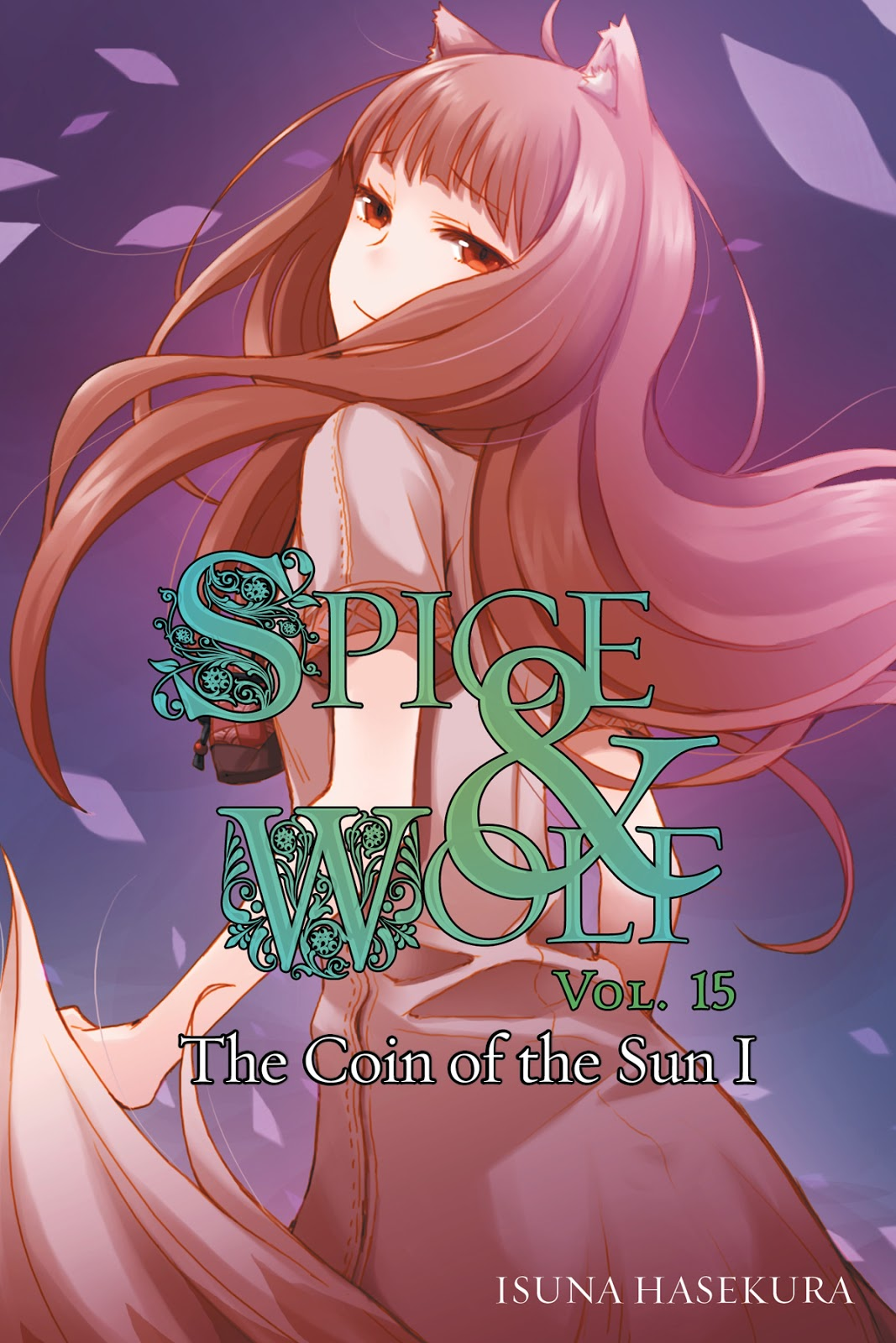 Download ebook spice wolf and