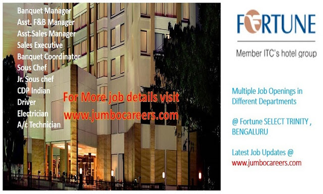 required star hotel staff in bangalore, star hotel cook job bangalore