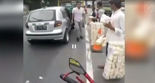 Viral Video Anggota TNI Enggan Beri Jalan Ambulans