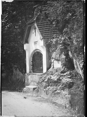 Kapelle ''Maria auf der Kette'' in Aschau - 1920-1940