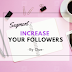 Segment: Increase Your Followers by Que