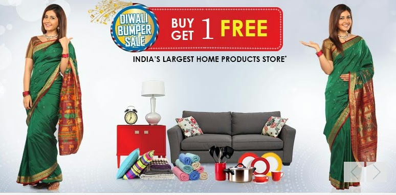 2014 Diwali Bumper Sale Snapdeal on Home Products