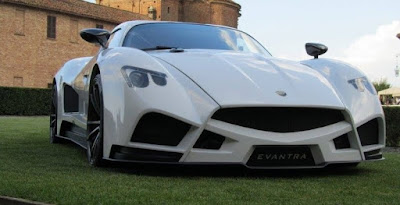 2017 Mazzanti evantra EV-R