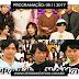 PROGRAMAÇÃO - THE YAKAI & VS ARASHI: 09/11/2017
