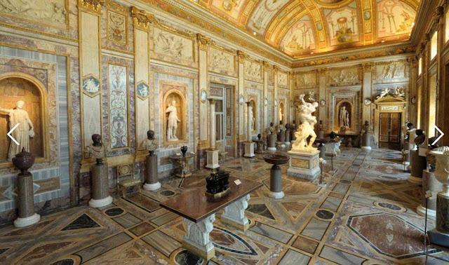 Galeria Borghese Guia particular ROMa - Galleria Borghese: Caravaggio e Bernini para fortes corações
