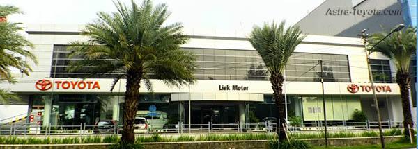 Liek Toyota Indrapura, Surabaya