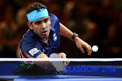 Table Tennis Champion from India to Rio Olympics 2016