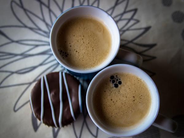Op de koffie: Bij Denise