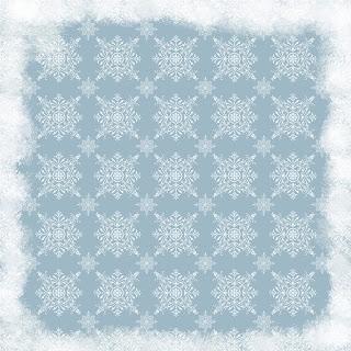 digital paper christmas snow flake design scrapbooking