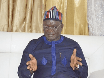 Breaking News:Again, APC holds Ortom, as Jime drags him to election Tribunal