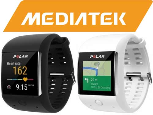 MediaTek powers Android smartwatch Polar M600 e5d2463937