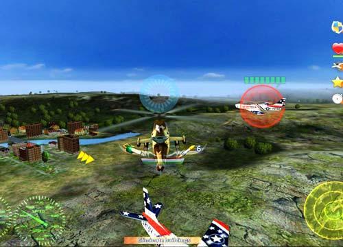 تحميل لعبة الاكشن والحرب الاستراتيجية Helicopter للكمبيوتر والاب توب
