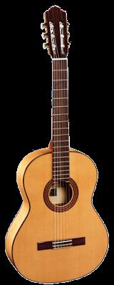 Đàn Guitar Classic Almansa Flamenco 413