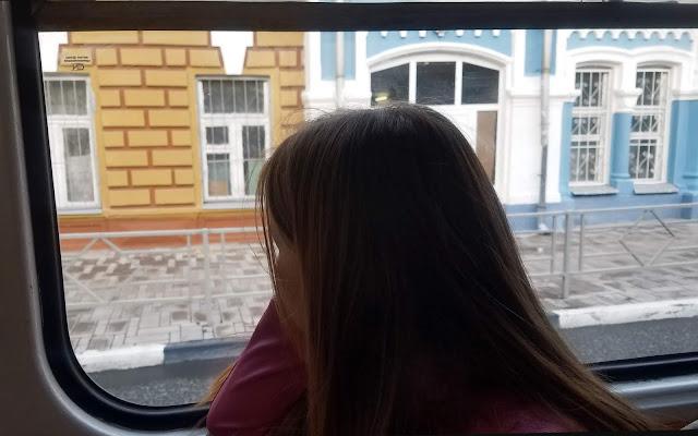 """""""путешествия"""" по старому городу"""