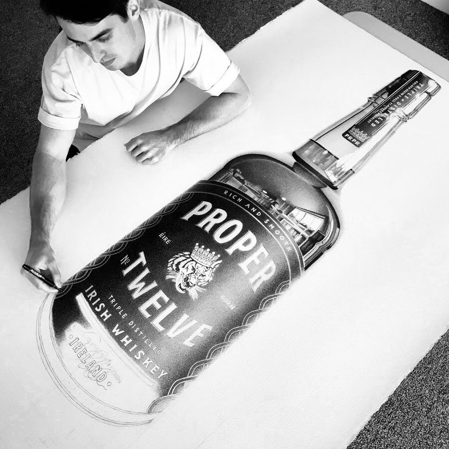08-Irish-Whiskey-Jeremy-Lane-Realistic-Drawings-www-designstack-co