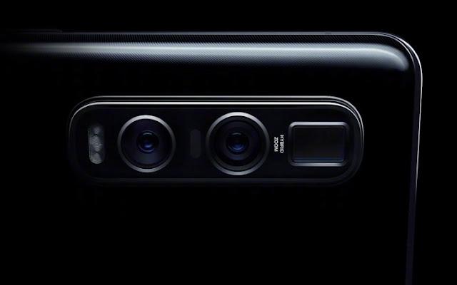 كاميرات هاتف أوبو فايند X2 الخلفية: